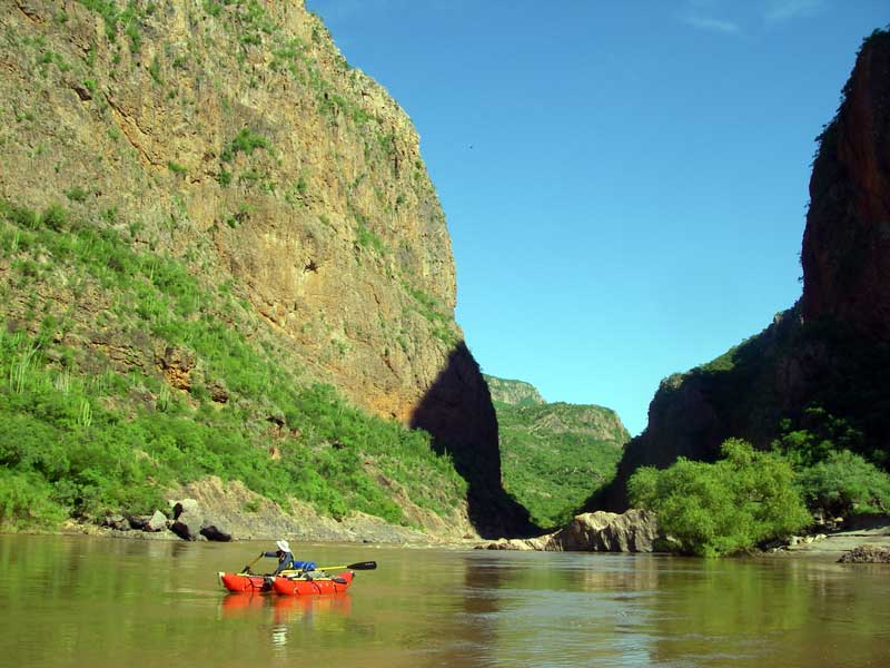 RÍO MULATOS-AROS: The Best Raft Expedition in Mexico