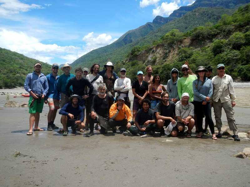 SierraRios Grand Canyon Amazon trip: Sep28, 2013 trip